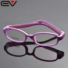 Montura óptica para gafas de niños, monturas de gafas de alta prescripción, EV0297