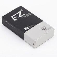 EZ New Revolution Needle Cartridge #14 Super Tight 7.0 mm X-Taper Round Liner Tattoo 20PCS/Box