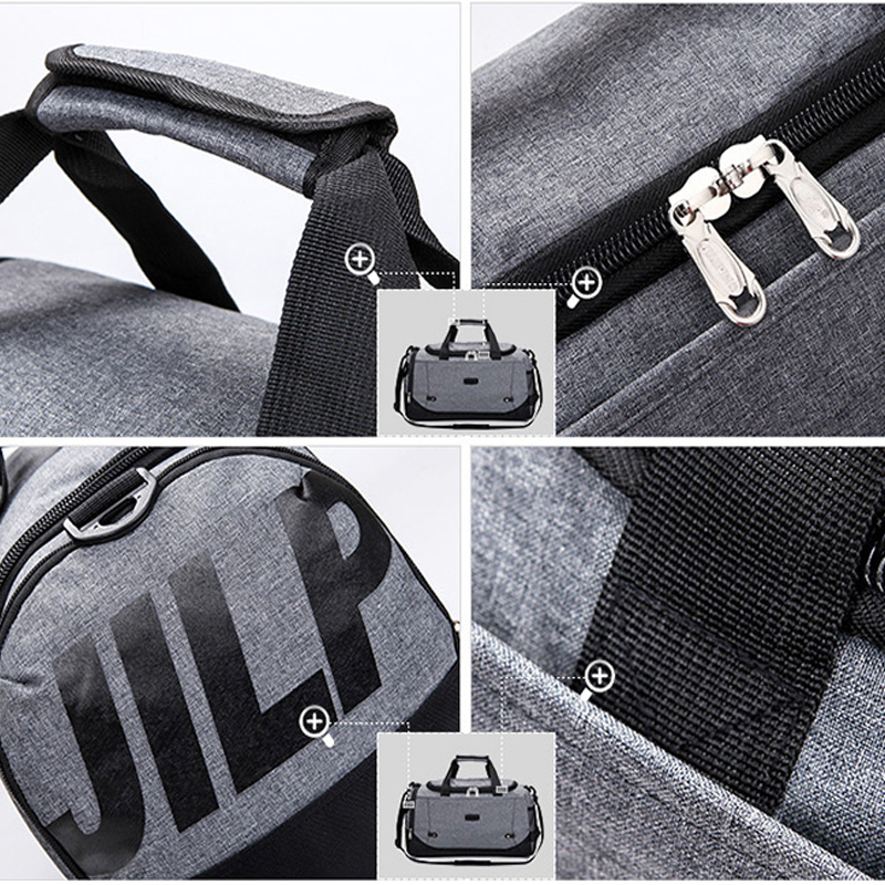 Limited Hot Sports Bag Training Gym Bag Men Woman Fitness Bags Tahan - Beg sukan - Foto 5