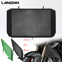 Motorcycle Radiator Guard Grille Cover Stainless Steel Cooler Protection For Kawasaki Z800 / ABS 2013 2014 2015 2016 2017 2018
