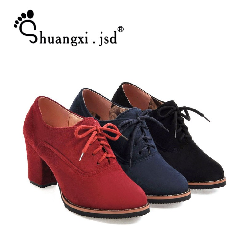 Shuangxi.jsd Women Boots Luxury Red Non-slip High heels Boot Plus Size High Quality Shoes Woman Botines Mujer 2019 BotinesShuangxi.jsd Women Boots Luxury Red Non-slip High heels Boot Plus Size High Quality Shoes Woman Botines Mujer 2019 Botines