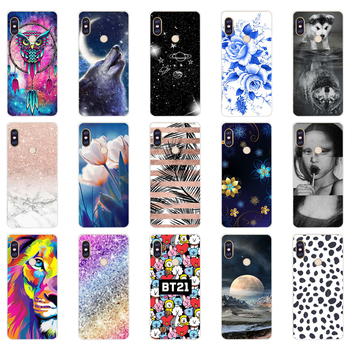 O silicone case For 5.99 inch Xiaomi Redmi Note 5 global pro Case Cover redmi note 5 Snapdragon 636 version note5 pro case image