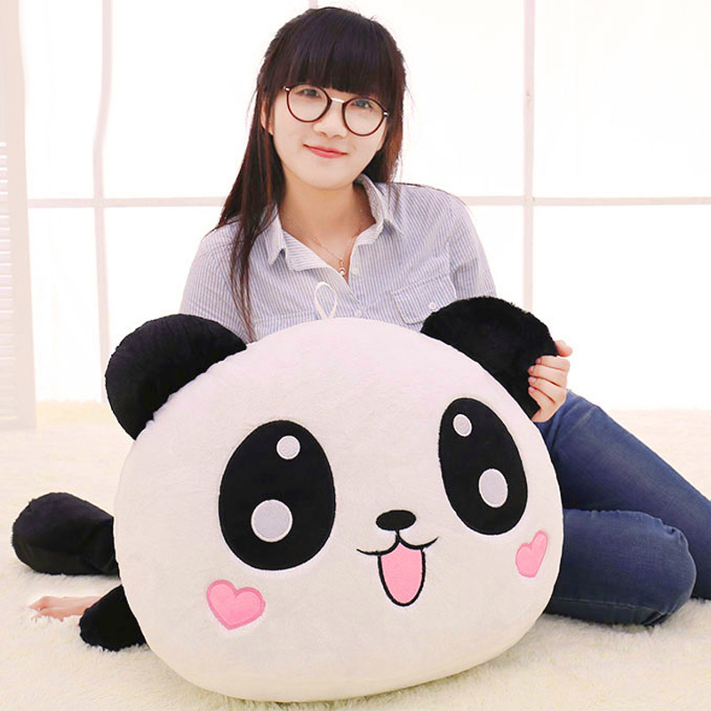 stuffed fillings toy large 95cm panda plush toy doll soft hug pillow birthday gift 0321 lovely giant panda about 70cm plush toy t shirt dress panda doll soft throw pillow christmas birthday gift x023