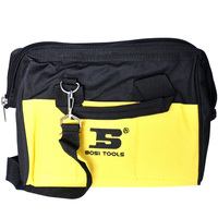 16 Large Size Multifunctional Tool Bag Handheld Waterproof With Shoulder Strap BS525316