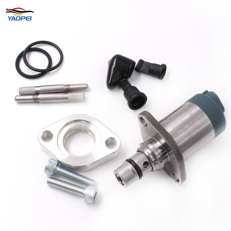 YAOPEI FUEL PUMP PRESSURE REGULATOR CONTROL VALVE FOR MITSUBISHI 294000-1372 1460A053 1460A056 1460A056T 294200-2760 high quality fuel pump for suction control valve scv 294009 0120 2940090120 for mazda k m