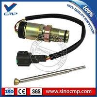 Magnetventil 4367899 für Hitachi Bagger EX120-5 EX200-5