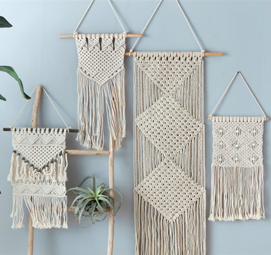 Aliexpress.com : Buy Macrame Woven Wall Hanging Tapestry Chic ...