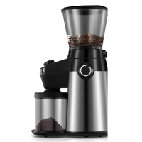 HIMOSKWA Electric Coffee Grinder Kitchen Grain Milling Machine Pepper Spice Nuts Seeds Grind Coffee Bean Machine 220V