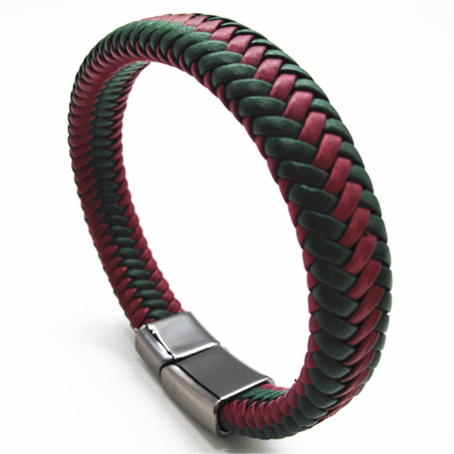 Red Green Magnetic Clasps...