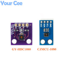 HDC1080 Sensor Module Temperature Humidity Sensor High precision GY-213V-HDC1080 CJMCU-1080 HDC1080