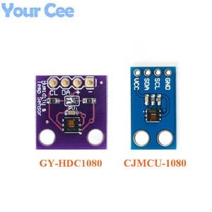 HDC1080 Sensor Module Temperature Humidi