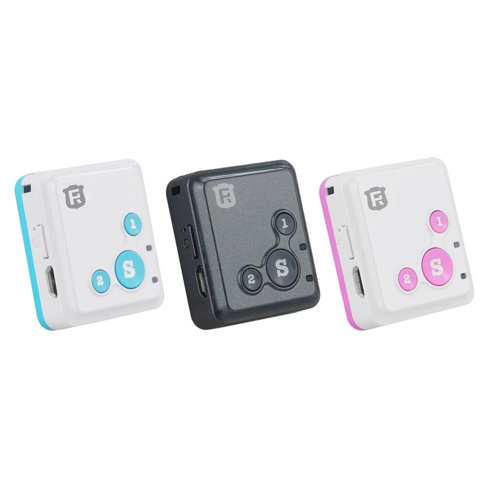 RF V16 Mini GSM GPRS GPS Tracker SOS Communicator for Kids Child Elderly Personal lifetime web APP Tracking Two way Talk
