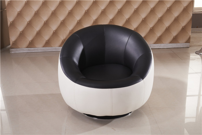 Popular Round Leather Sofa Buy Cheap Round Leather Sofa