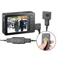 Vd5000 + 501 Fhd Разрешение 1080 P 2,7 дюймов Мини Dvr/Cctv камера безопасности Мини цифровой видеорегистратор и мини ПЗС камера ИК
