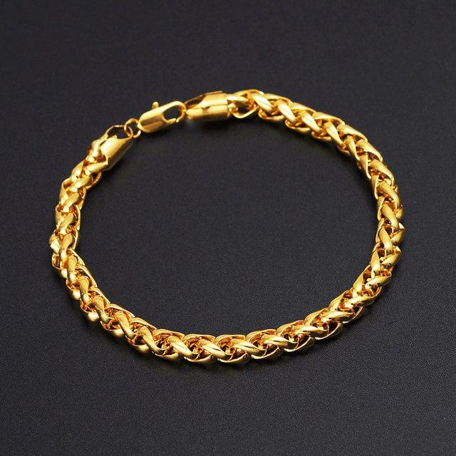 Brazil Long Chain 14 K...