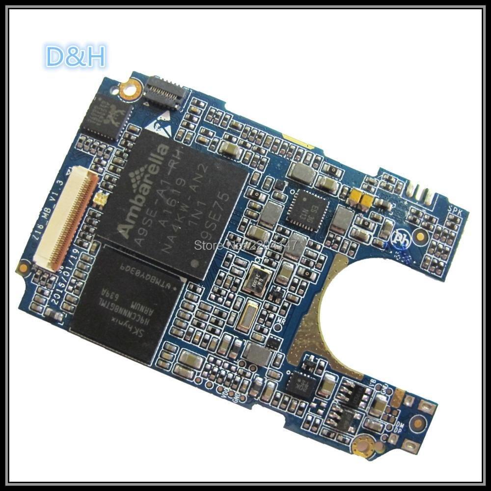 100% Original main board/ Mother board For Xiaomi YI 4K Digital camera Repair parts original yi m1 wifi 4k digital camera with standard lenses black