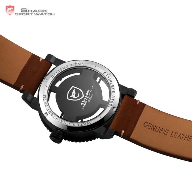 3D Transparent Hollow Dial Design Luxury Watches 4