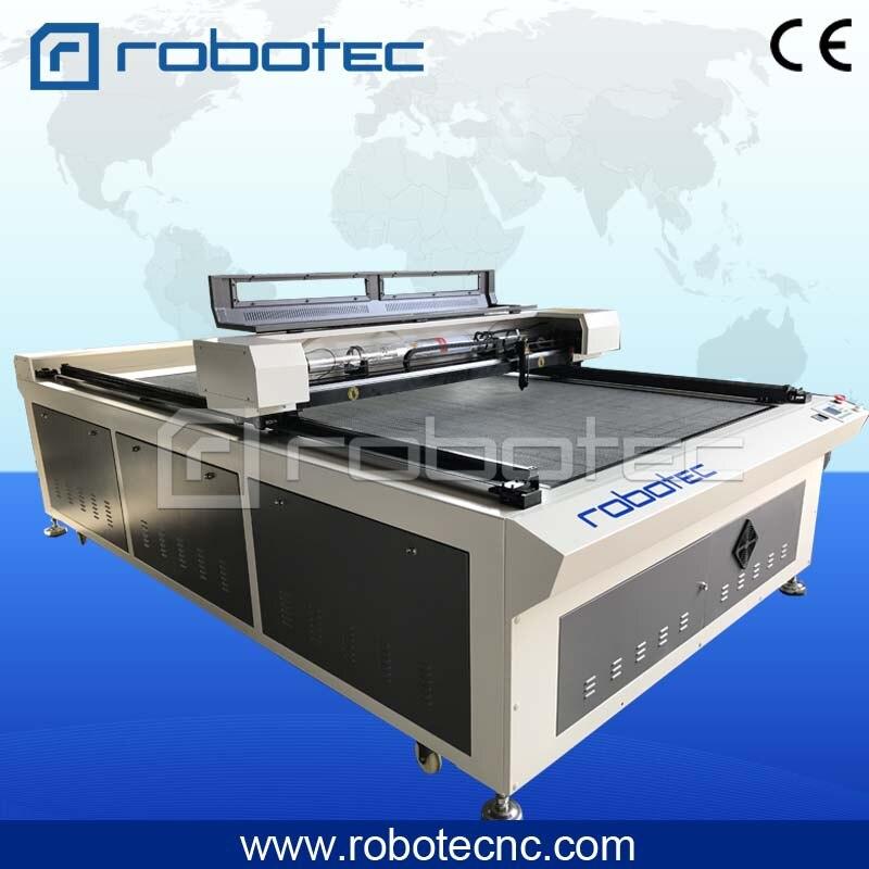 Machine de laser de co2 de CNC de conception de Jinan de haute précision 1325 pour le caillot