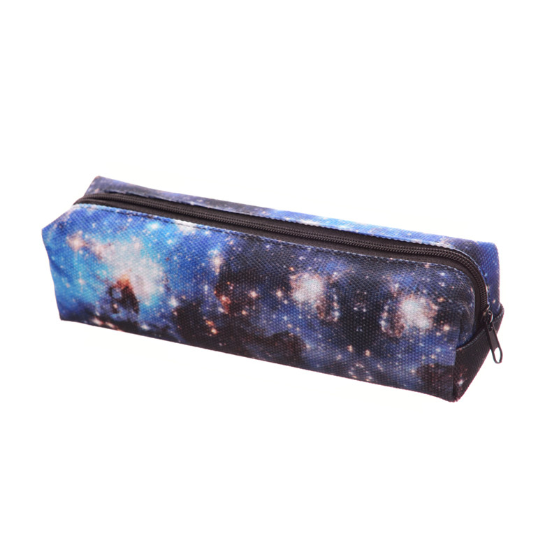 Galaxy Space 3D Printing Cosmetic Cases women cosmetic bag Zohra Fashion New pencil bag pouch 2016 Hot Now neceser makeup bag