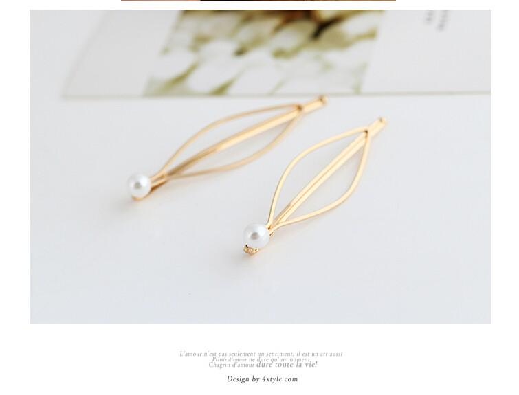 HTB1dD6QKVXXXXbWXpXXq6xXFXXX1 Elegant Women's Gold Leaf Trinket With Faux Pearl Accent