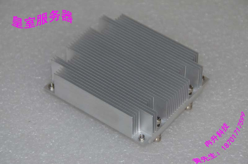 771-pin heat sink heat sink 1U passive heatsink CPU a server cooling industrial DIYheat sink radiator 771 pin cpu cooler heatsink s5000 1u server 5100 motherboard universal radiators