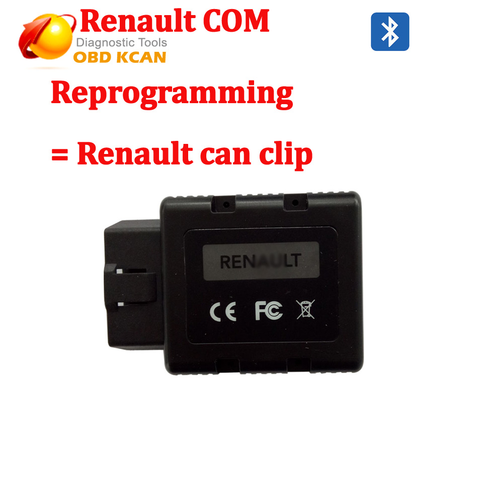 elm327 bluetooth для renault