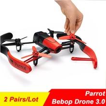 4Pcs Lot Parrot Bebop Drone 3 0 3 Blade Propeller Main Blades Rotors Props Yellow Black