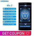 DOOGEE <font><b>Mix</b></font> 2 6 ГБ Оперативная память 128 Гб Встроенная память Android 7,1 4060 мАч 5,99 ''fhd + Helio P25 восьмиядерный смартфон Quad Камера 16,0 + 13,0 Мп 8,0 + 8,0 Мп