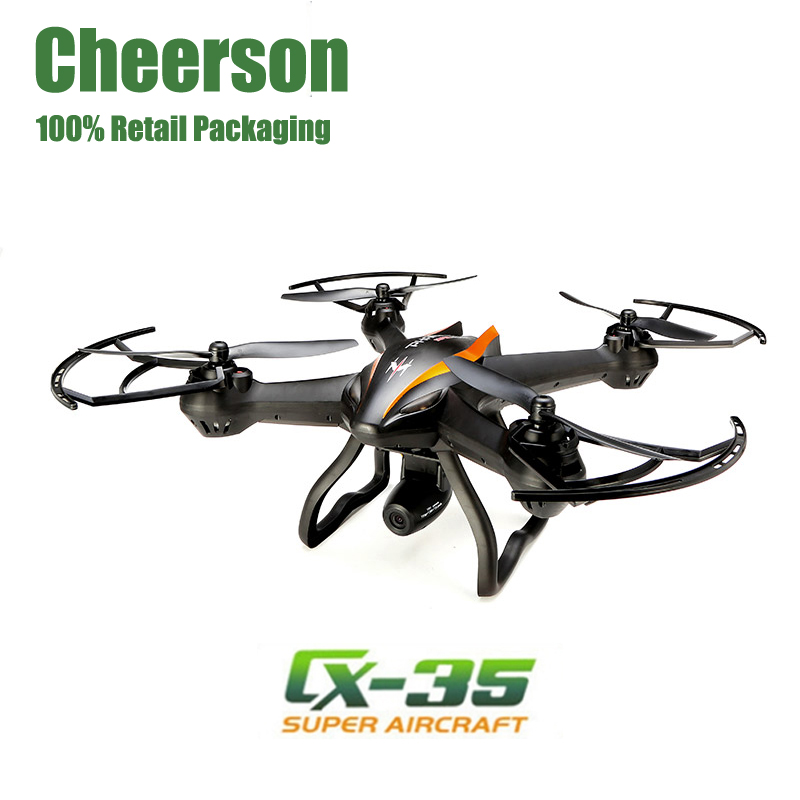 Cheerson CX 35 CX35 Drone 5 8G FPV With 2MP HD Ratatable Camera Height Hold Mode