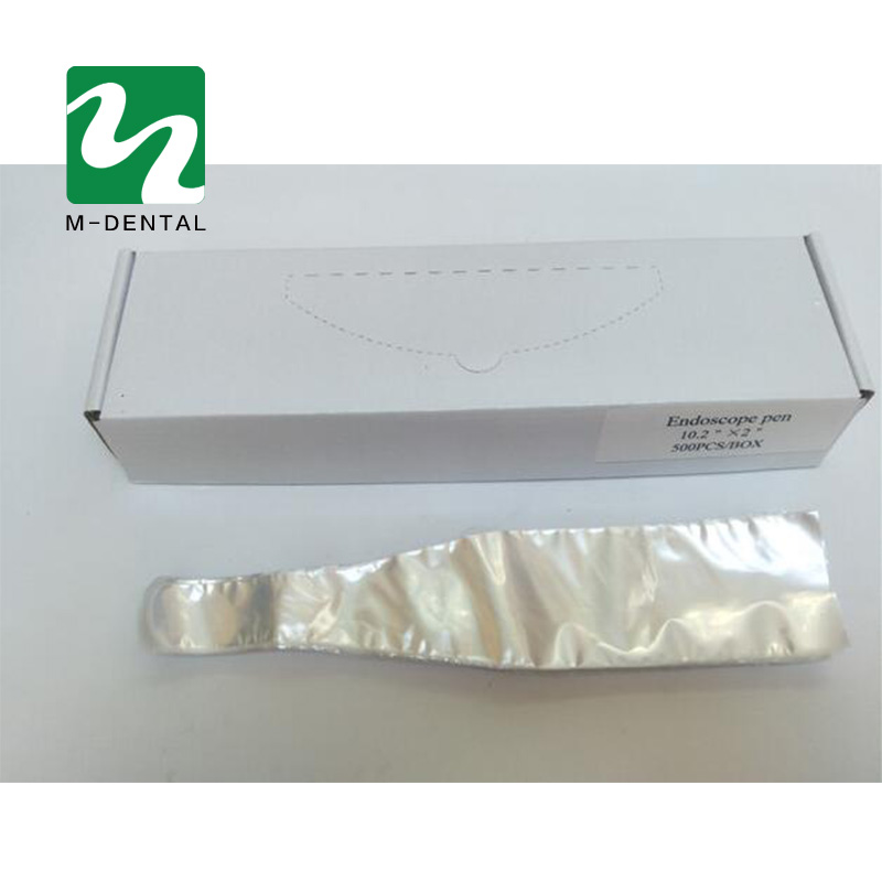 500Pcs Disposable Dental Intraoral Camera Sheath/Sleeve/Cover With Sterile Standardised For Teeth Whitening Free Shipping