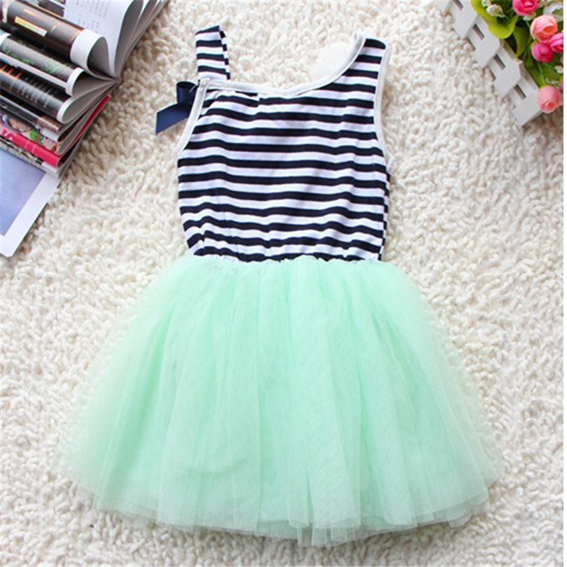 Summer-Fashion-New-Baby-Girl-Ball-Gown-Dress-LaceCotton-Material-3-Colors-Age-0-2Y-4