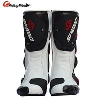 Brand New Motorcycle Boots Shoes Motocross Botas Moto Motoqueiro Motocicleta A10012 Botte Botas Para Moto Racing Men Shoes