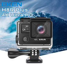 Original EKEN H8R PLUS Action Camera 4K 30FPS Ultra HD 170 Degree Wifi 2.0' Screen Go Underwater Waterproof Pro Sport Camera