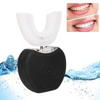 Intelligent Automatic Oral Cleaner Sonic Adult Electric Toothbrush Teeth Whiten 360 Degree Cleaning Personal Care Appliances