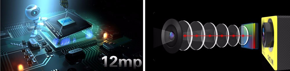 original sjcam sj4000+ plus wifi 2k action camera 4