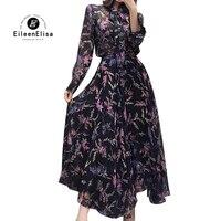 Для женщин комплект из 2 частей 100% шелковая блузка рубашка и длинные юбки для дам элегантные юбки Комплекты Для женщин Весна