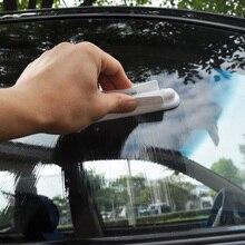 1 יחידות Aquapel אמיתי מכונית בלתי נראה מגבי מגבים דוחה גשם מים זכוכית סרט ציפוי זכוכית שמשה קדמית רכב ניקוי מברשות