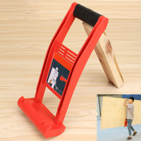 80KG Load Tool Panel Carrier Gripper Handle Carry Drywall Plywood Sheet ABS ALI88