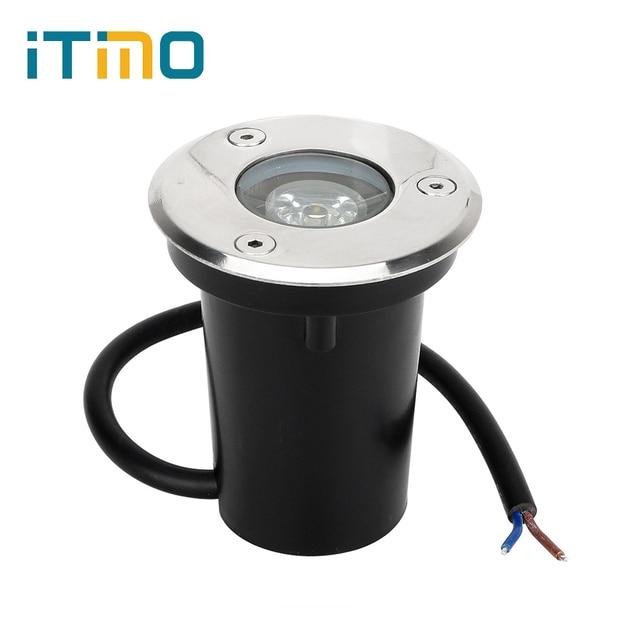 ITimo LED U lampe Pfad Licht Außenbeleuchtung 3 Watt IP65 ...