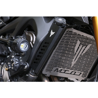 For YAMAHA Motorcycle CNC Aluminum MT 07 Modified Tank Cover Radiator Cover