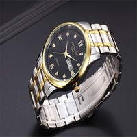 Hot Sale Man Dress Wristwatch Calendar Week
