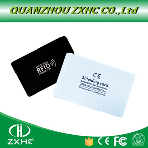 Image 4 - 1 ピース/ロット新 RFID 盗難防止シールド NFC 情報盗難防止シールドギフトシールドモジュール盗難防止ブロッキングカード