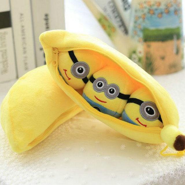 30 Cm Lovely Minions Legume Plush Toys