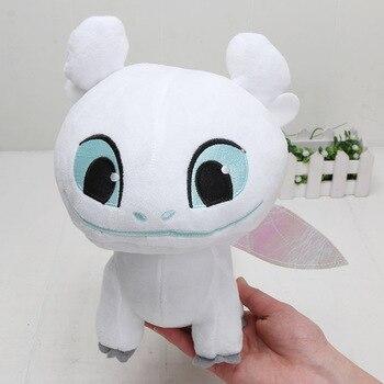 55cm 22cm 33cm 40cm Train Dragon Toothless Dragon Soft Stuffed Animal Plush Toys Juguetes de Peluches Bebe 16