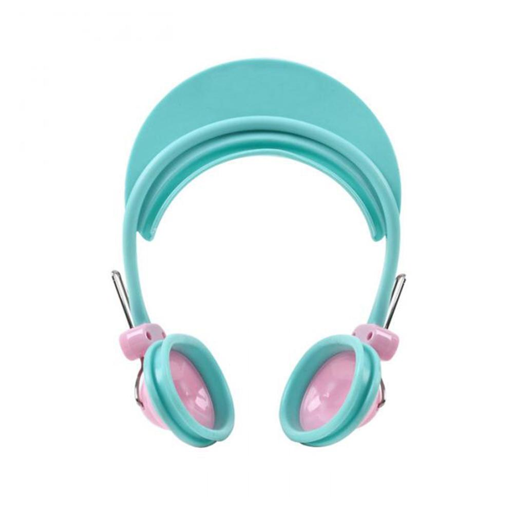 Baby Hair Wash Shampoo Cap Waterproof Earmuffs Adjustable Sound-Transmission 360-Degree Omnidirectional Shower Hat