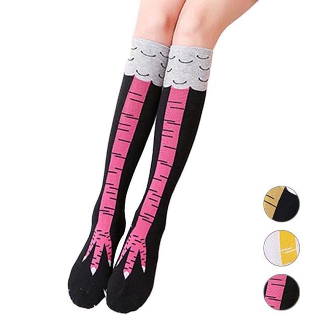 Chicken Leg Socks