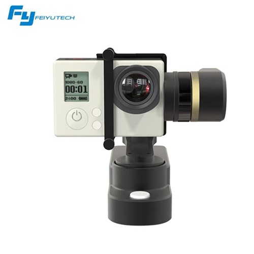 Original FeiYu Tech FY - WG 3-axis Wearable Gimbal for GoPro HERO 4 / 3 + / 3 Camera Extend Xiaoyi Sj4000 SJ6 SJ7 AEE Camera original feiyu tech wg fy wg fy wg 3 axis wearable gimbal stabilizer for gopro hero 3 3 4 lcd touch bacpac in stock