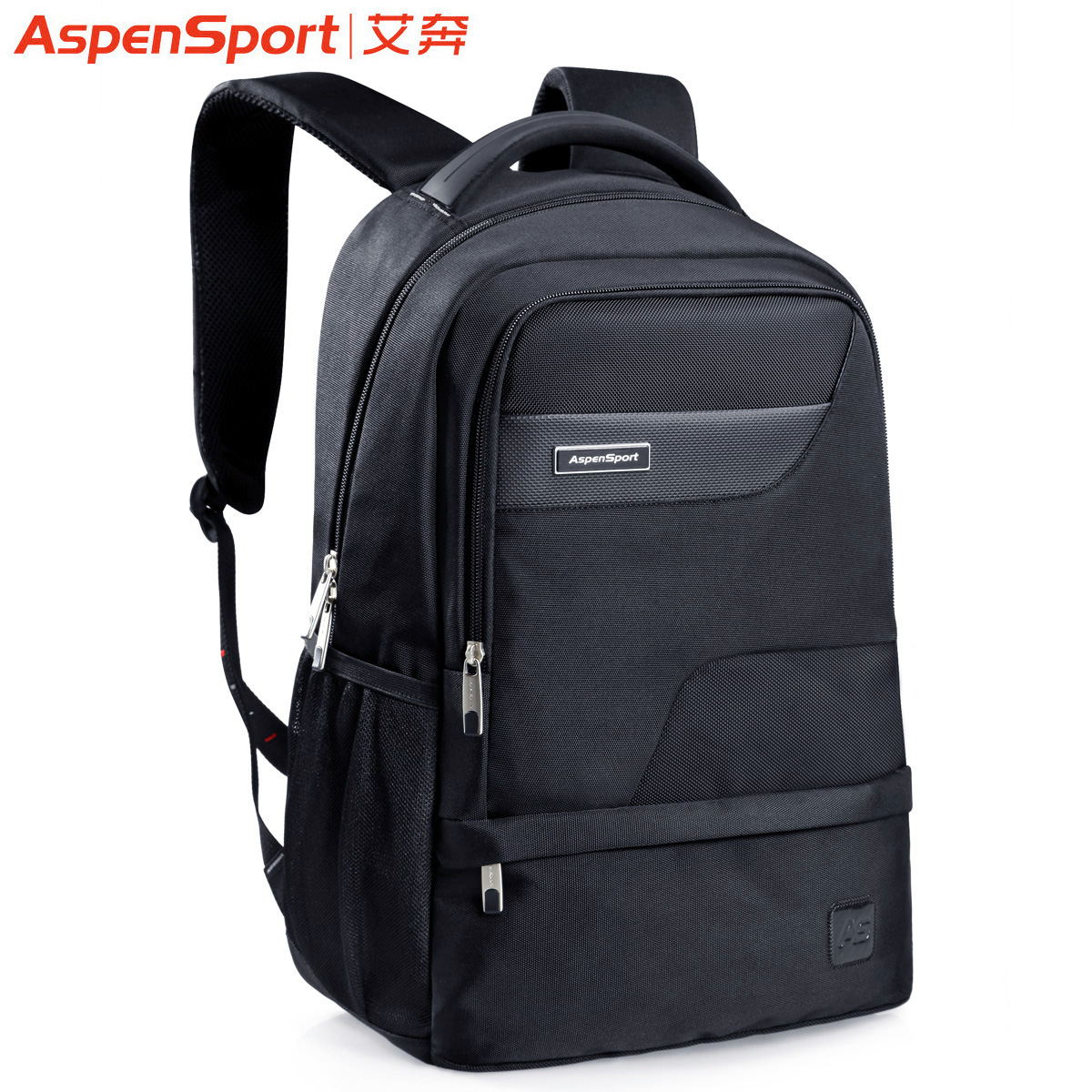 Bags for high school students - 2015 New Style Male Backpack Female Travel Bag Laptop Bag Double Shoulder High School Students