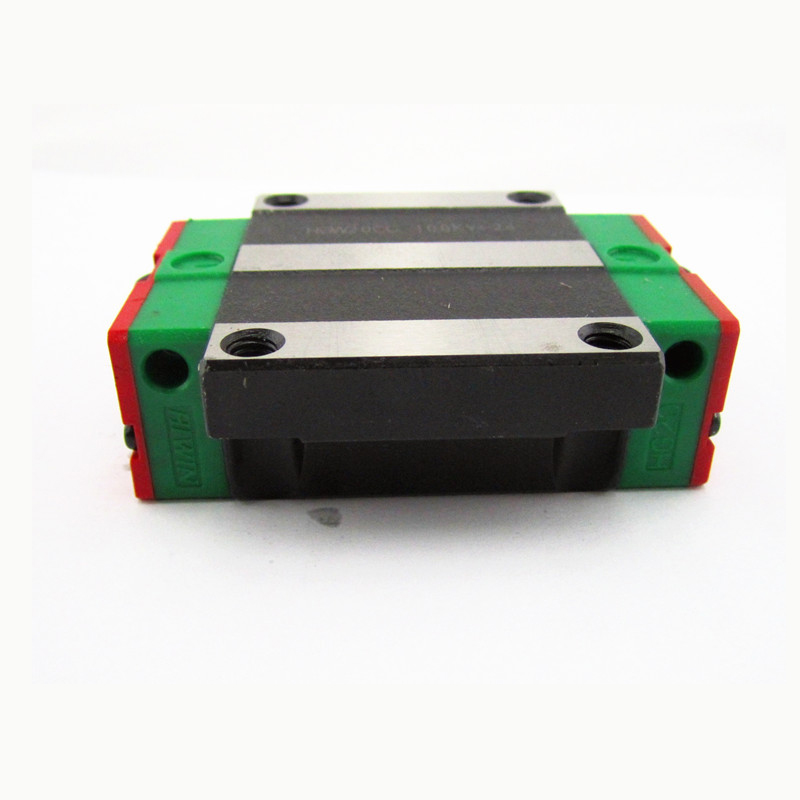 Original HIWIN Linear rail carriage HGW25CC Flange rail block for linear rails HGR25 original hiwin rail carriage block hgh25ha hiwin slider block for linear rails hgr25