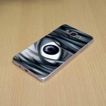 Death Note transparent clear hard case cover for Samsung Galaxy J7 J5 J3 J2 J1 J7 2016 J7Prime J5 2017 J2Prime